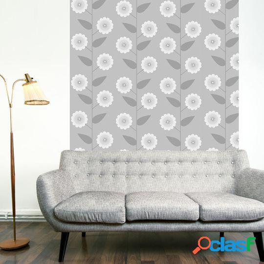 Artgeist Papel Pintado - Floral Pattern