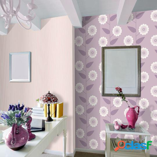 Artgeist Papel Pintado - Floral Style