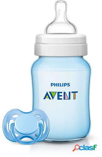 Avent Set de Regalo para Niño Azul