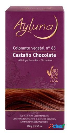Ayluna Colorante Vegetal 85 Castaño Chocolate de 100 gr