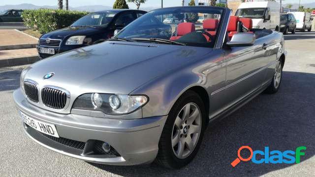 BMW Serie 3 gasolina en Benalmádena (Málaga)