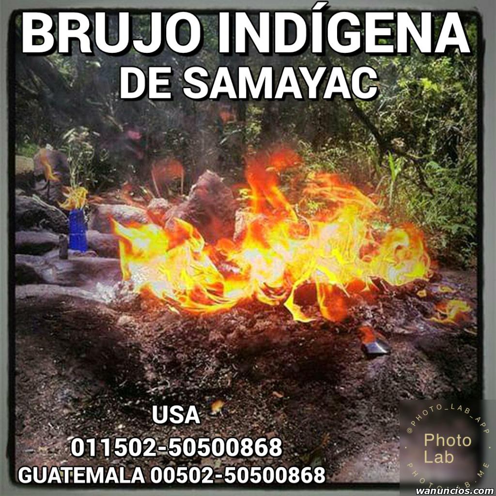 BRUJERÍA INDIGENA DE SAMAYAC...- - Valencia