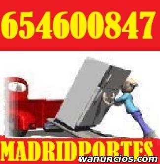 BUSCO MINIMUDANZAS Y OFERTAS EN RIVAS VACIAMADRID - Madrid