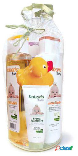 Babaria Pack Baby 5 Piezas