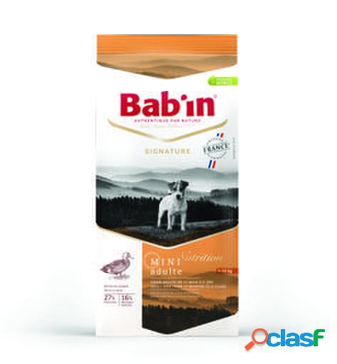 Bab'in Pienso para Perros Dog Mini Adult 3 Kg