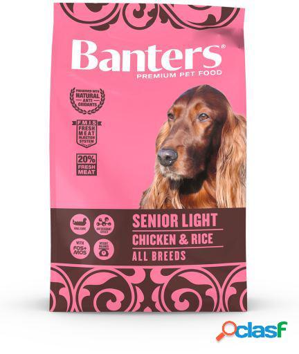 Banters Senior & Light 15 Kg