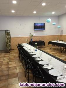 Bar cafetería restaurante 40 años de clientela