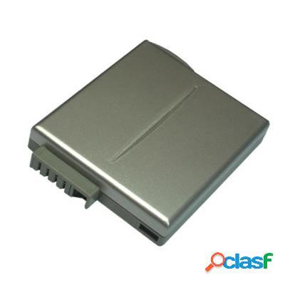 Bateria Bp-406 para Canon color anthrazite, plata oscuro