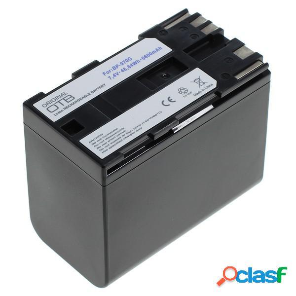 Bateria Bp-970G para Canon