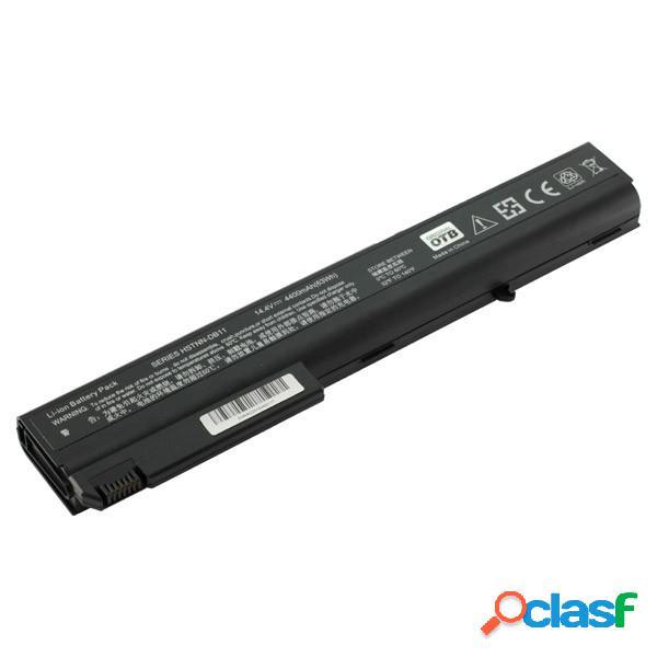 Bateria para Hp Compaq Hstnn-Db11 4400 mah, negra