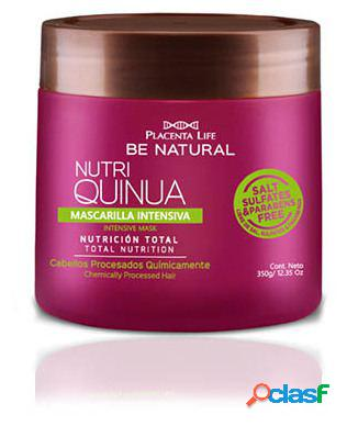 Be Natural Nutri Quinua Mascarilla 350 gr