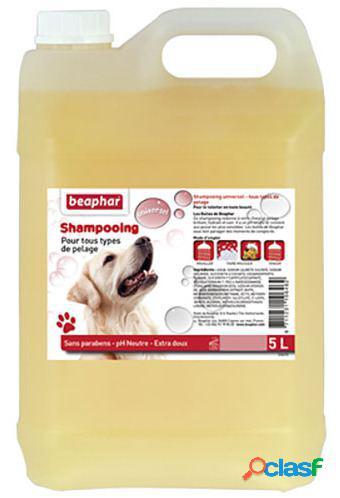 Beaphar Champu para Perros de Todo Tipo de Pelo 5.175 kg