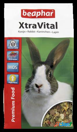 Beaphar Comida para Conejo XtraVital 1 Kg