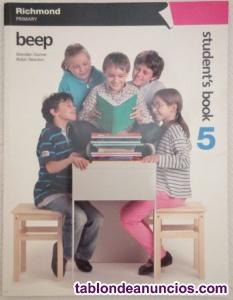 Beep 5 student's book -  (libro de cartón)
