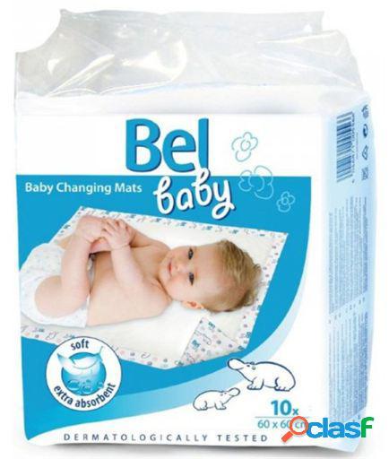 Bel Cubrecamas Baby 60 X 60 cm 10 pcs