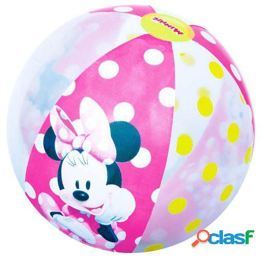 Bestway Pelota Hinchable Minnie 51 Cm