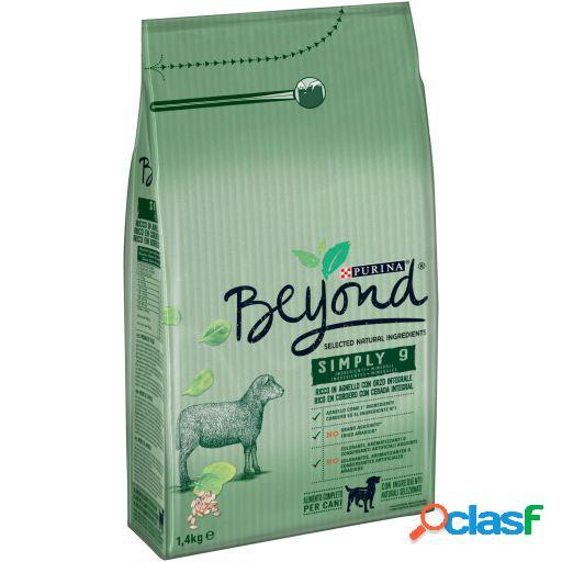 Beyond Pienso Simply 9 Dog Cordero 7.5 KG