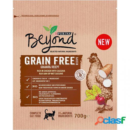 Beyond Pienso para Gatos Adultos Grain Free Pollo 1.2 kg