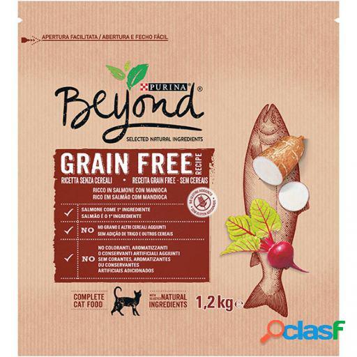 Beyond Pienso para Gatos Adultos Grain Free Salmon 1.2 kg