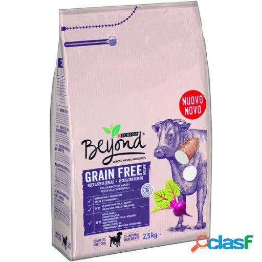 Beyond Pienso para Perros Adultos Grain Free Buey 2.5 KG