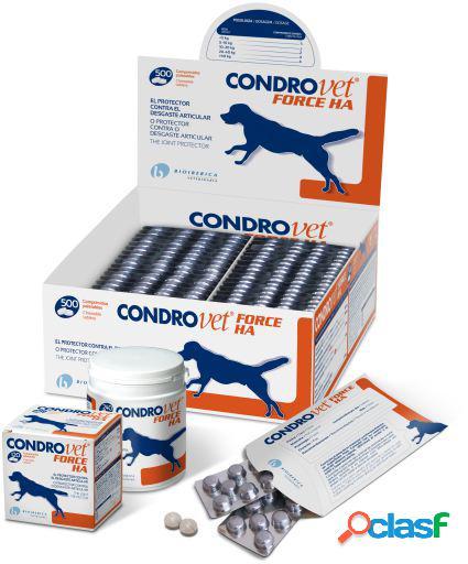 Bioiberica Condrovet Force Ha 500 Comprimidos