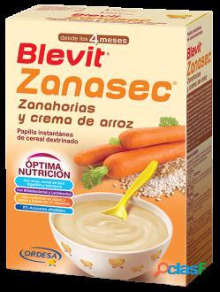 Blevit Papilla Plus Zanahorias y Crema de Arroz 300 gr 300