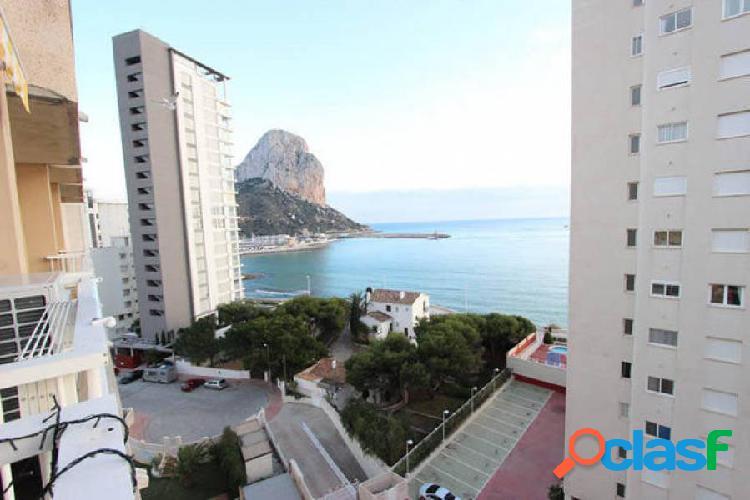 Bonito apartamento situado en la segunda línea de la playa