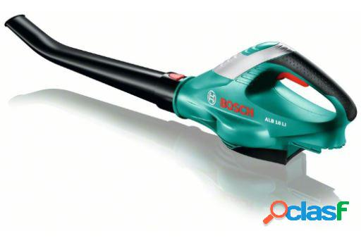 Bosch Soplador de hojas a batería ALB 18 LI sin batería ni