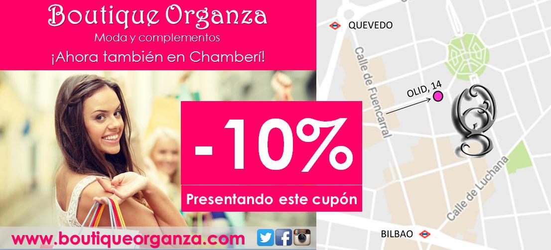 Boutique Organza Moda y Complementos de mujer - Madrid