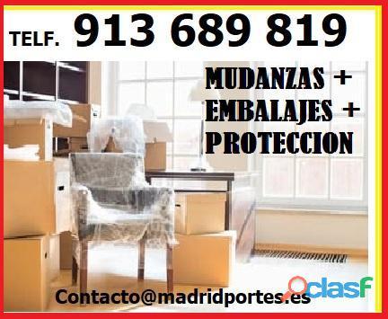 C0NTACTENOS MUDANZAS BARATAS MADRID SAN FERNADO HENARES