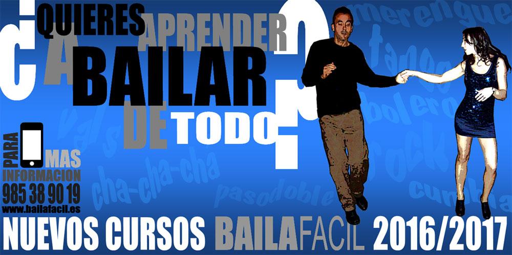 CLASES DE BAILE EN GIJON - Asturias