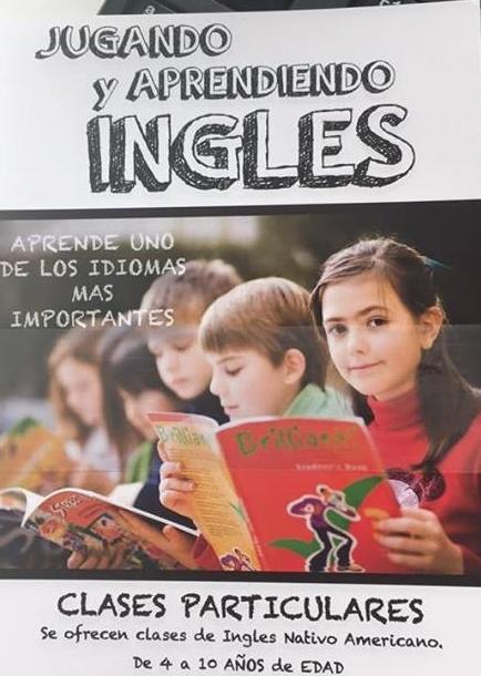 CLASES DE INGLES PARA NINOS - Barcelona