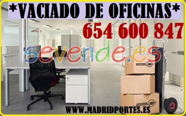 CONSULTE TARIFAS MADRIDPORTES OO847FUENLA
