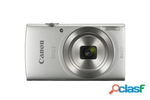 Canon Cámara Fotográfica Compacta Ixus 185 Plata