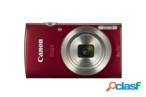 Canon Cámara Fotográfica Compacta Ixus 185 Rojo