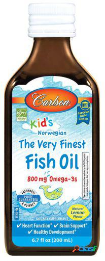 Carlson Labs Kid's The Very Finest fish Oil Líquido 200 ml