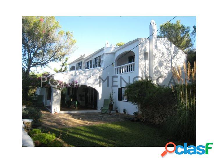 Casa de campo con piscina. Menorca