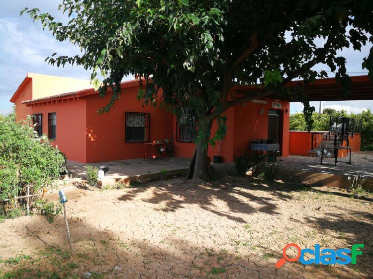 Casa de campo en venta en Alzira