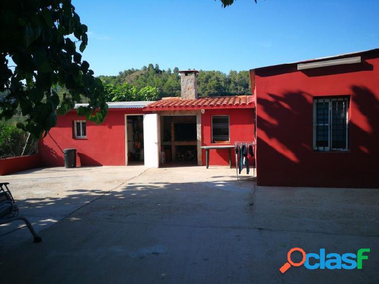 Casa de campo en venta en la Barraca d'Aigües Vives