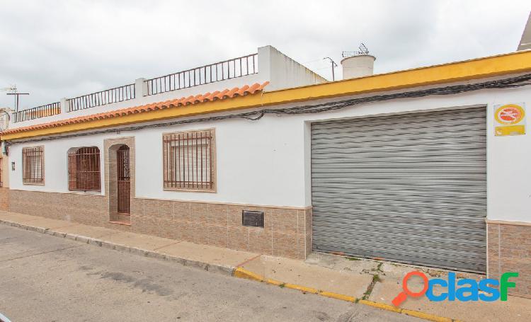 Casa en una sola planta en Guadalcacín.
