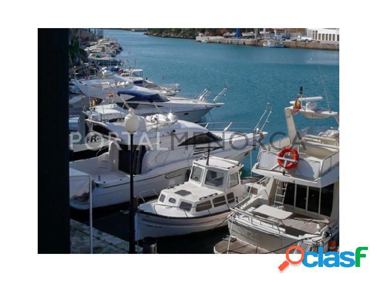 Casa on encanto y vistas al puerto de Ciutadella