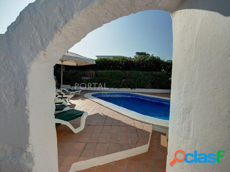 Chalet de 4 dormitorios y piscina en Binibeca Vell 4 bedroom