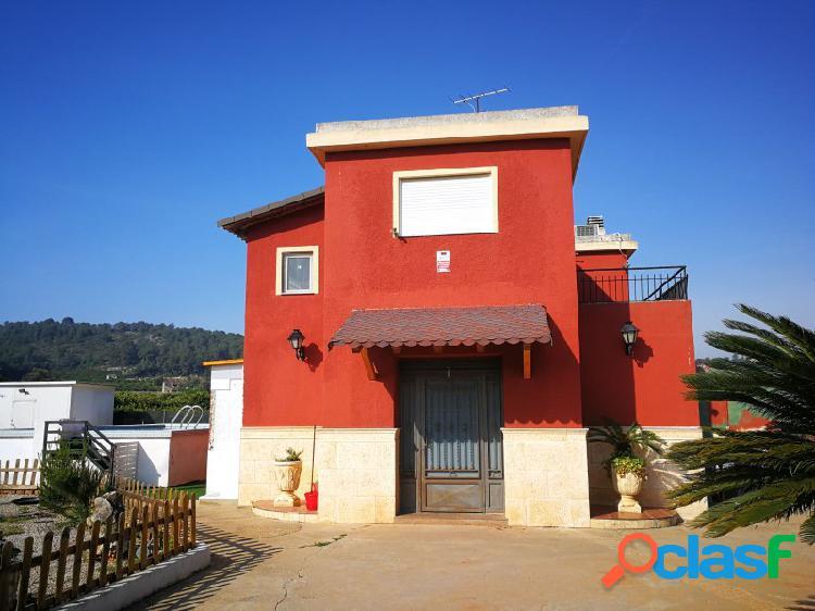 Chalet en Alzira en venta, ubicado en la Murta.
