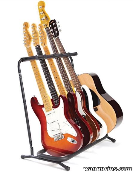 Clases de Guitarra y Bajo - Madrid