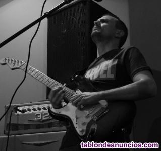 Clases de guitarra en málaga