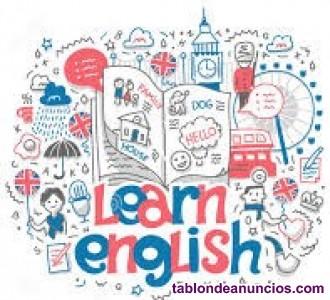 Clases de inglés (a1-c1)