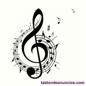 Clases de lenguaje musical y preparación para prueba de