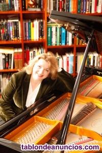 Clases de piano veronika pianostudio