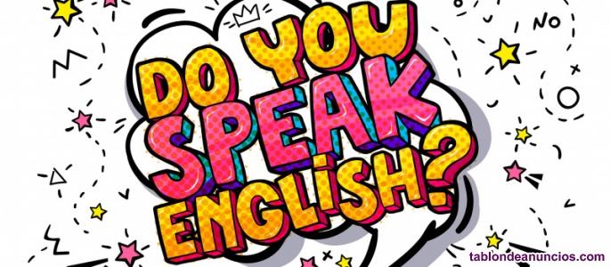 Clases de refuerzo de inglés en verano