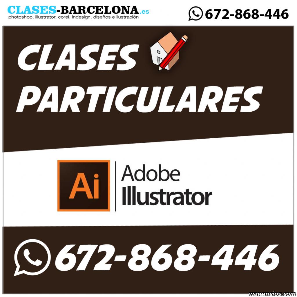 Clases de retoque fotográfico y diseño - Barcelona